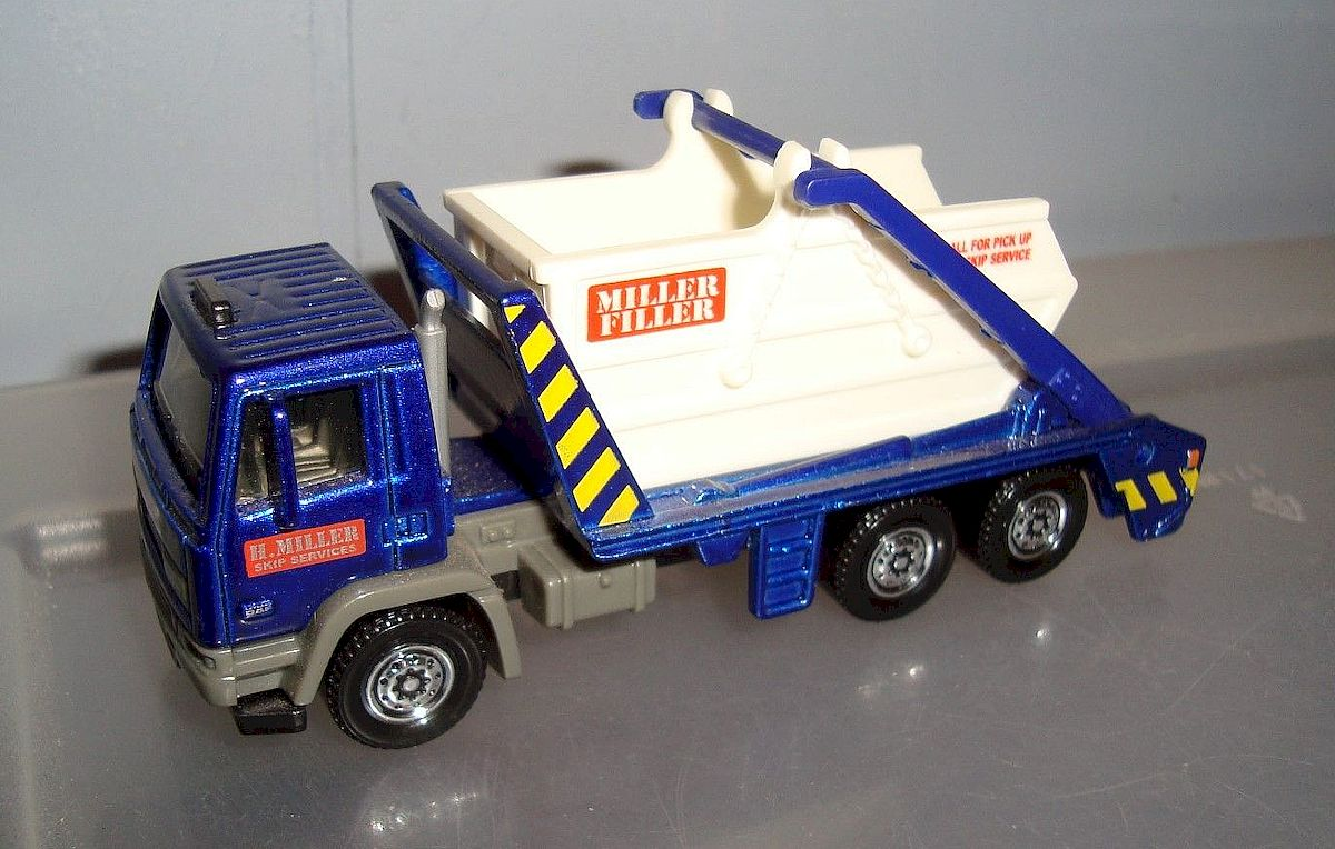 DAF Skip Truck (RW-016)