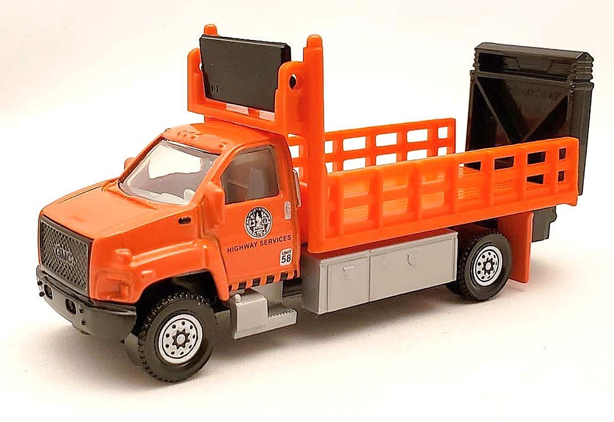 GMC 3500 Attenuator Truck (RW048)