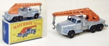 Magirus-Deutz Crane Truck
