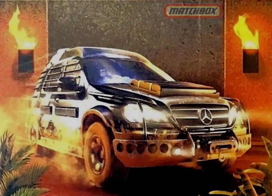 '97 Mercedes-Benz ML 320