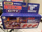 MB25 Ambulance - Intercom City Rescue 3 vehicle pack