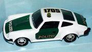 Porsche Police Set (K-71 Car)