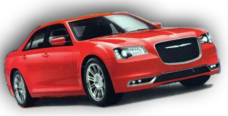 '15 Chrysler 300
