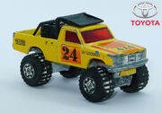 4x4 Open back truck (5202) Matchbox L1230417