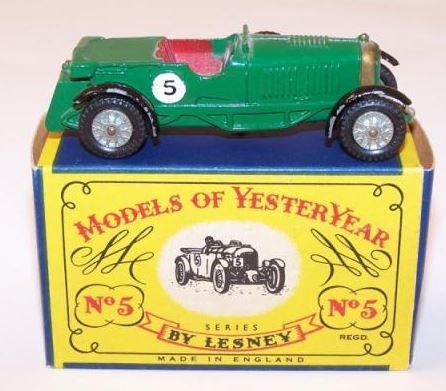 1929 4½ Litre Bentley (Y-5/1)