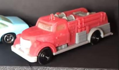 Rescue Dasher Fire Truck