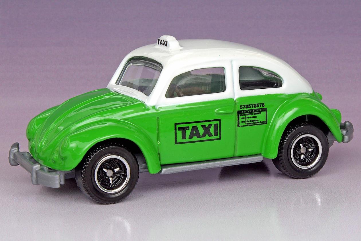 Volkswagen Beetle Taxi