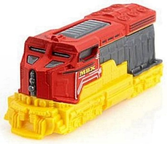 Heavy Railer