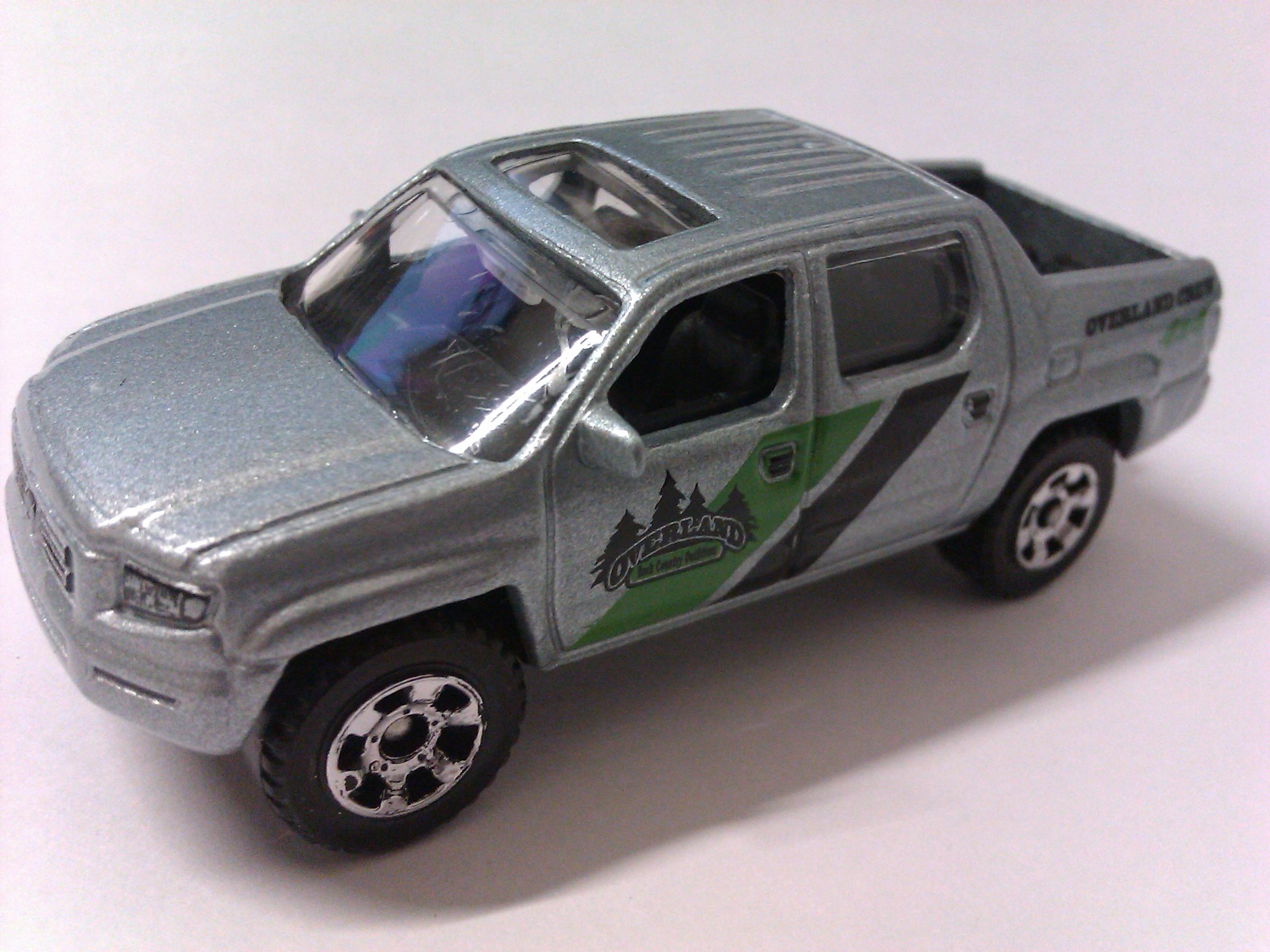 Honda Ridgeline (2007)