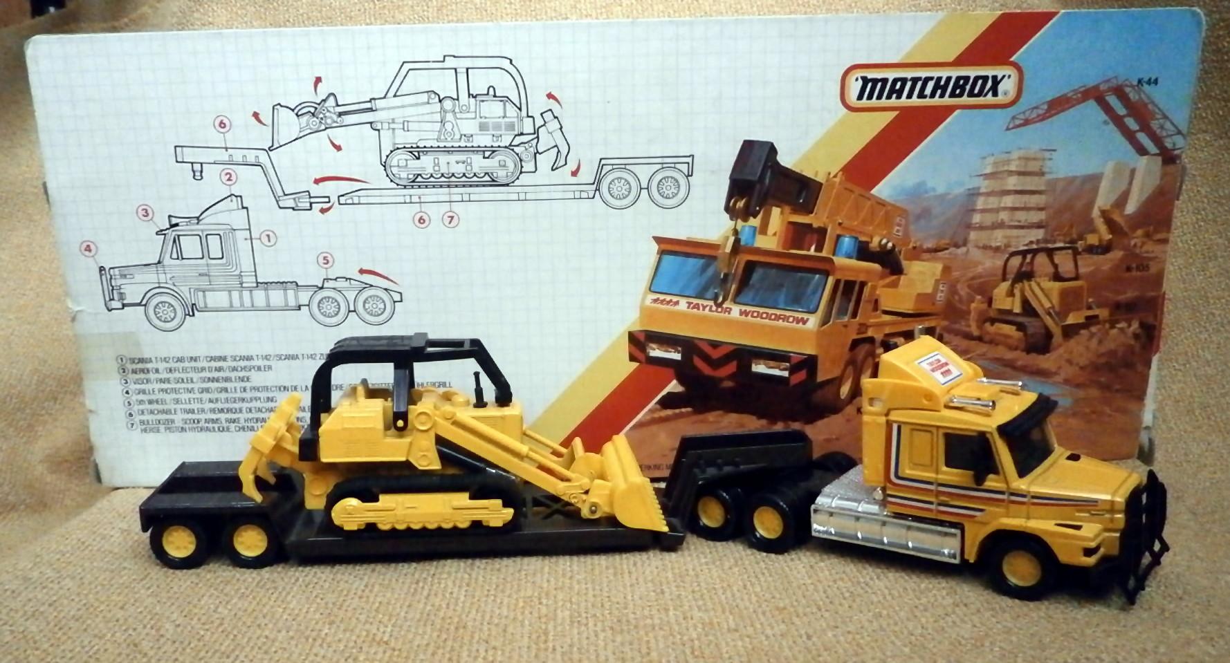Bulldozer Transporter (K-117)