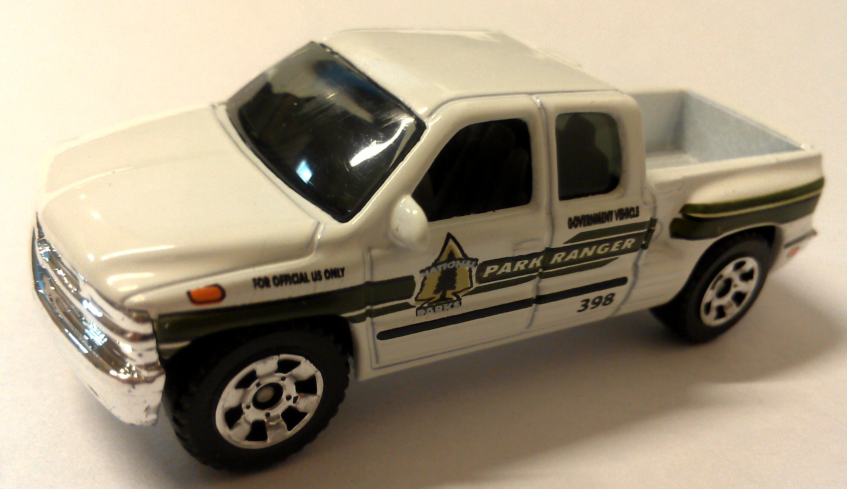 Chevrolet Silverado (1999)