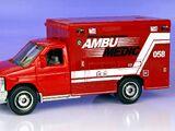 Ford E-350 Ambulance (2009)