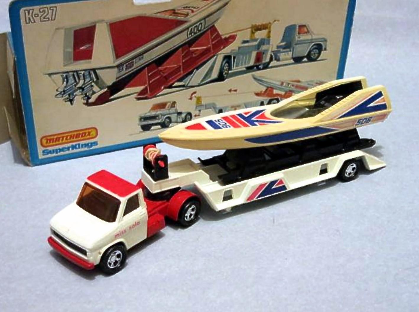 Ford Boat Transporter (K-27)