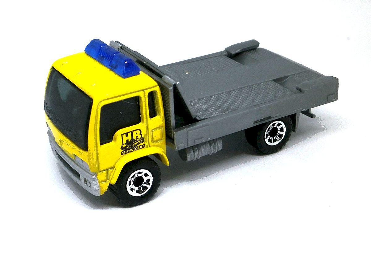 Isuzu Flatbed Truck