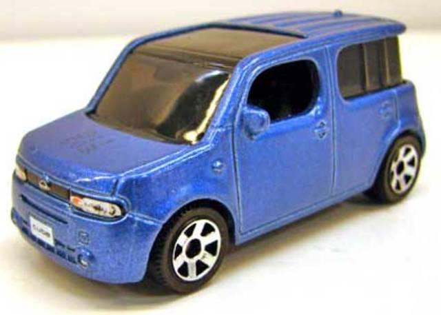 Nissan Cube (2010)