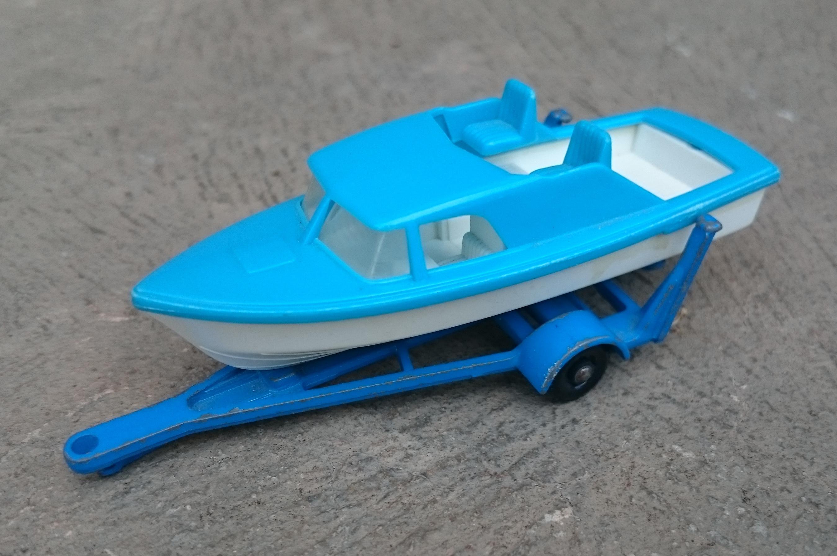 Boat & Trailer (9-D)