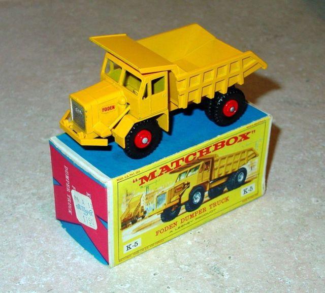 Foden Dumper Truck (K-5)
