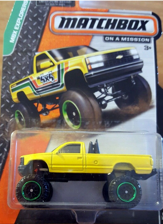 Chevy K-1500