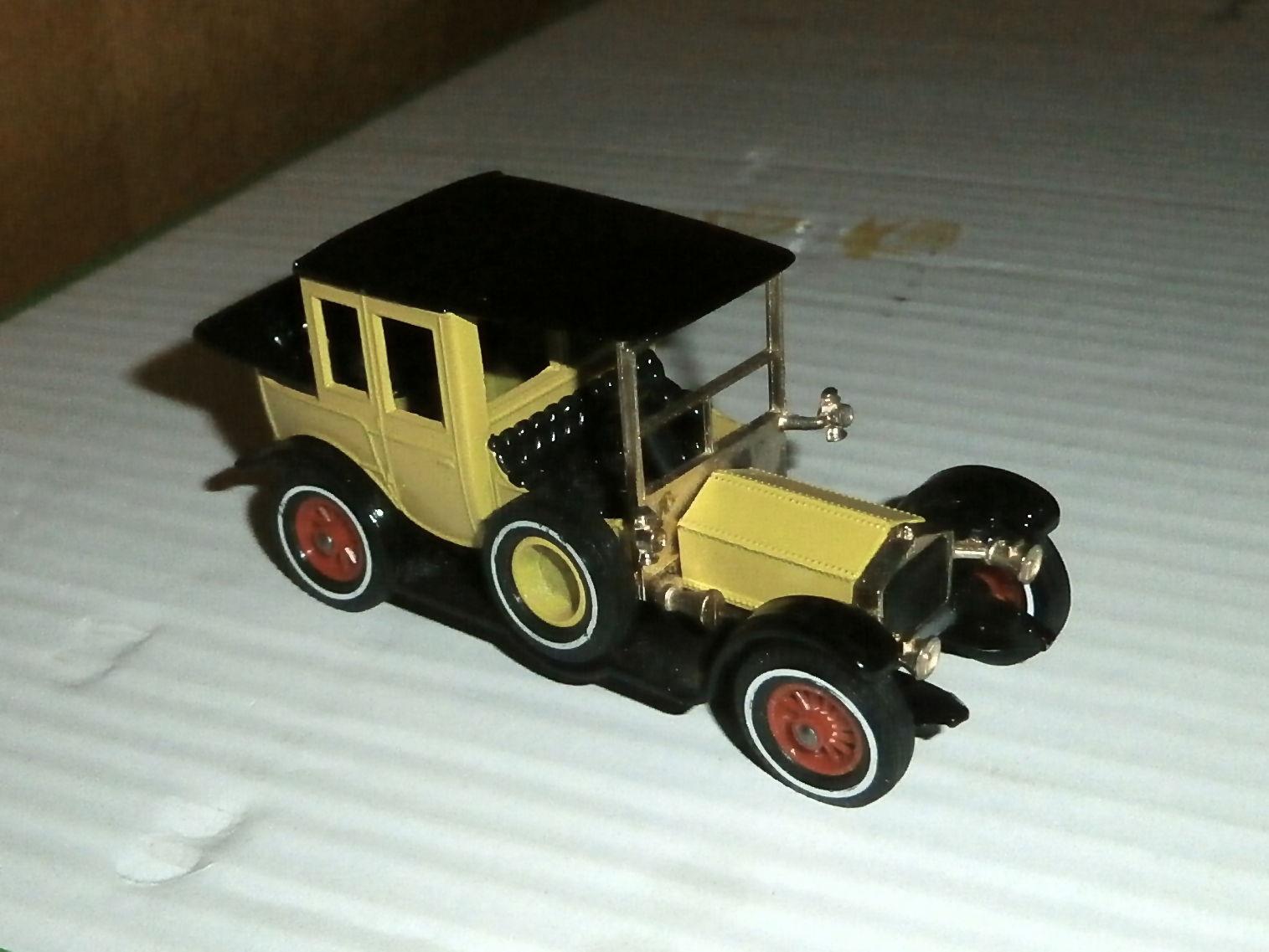 1912 Rolls-Royce (Y-7)
