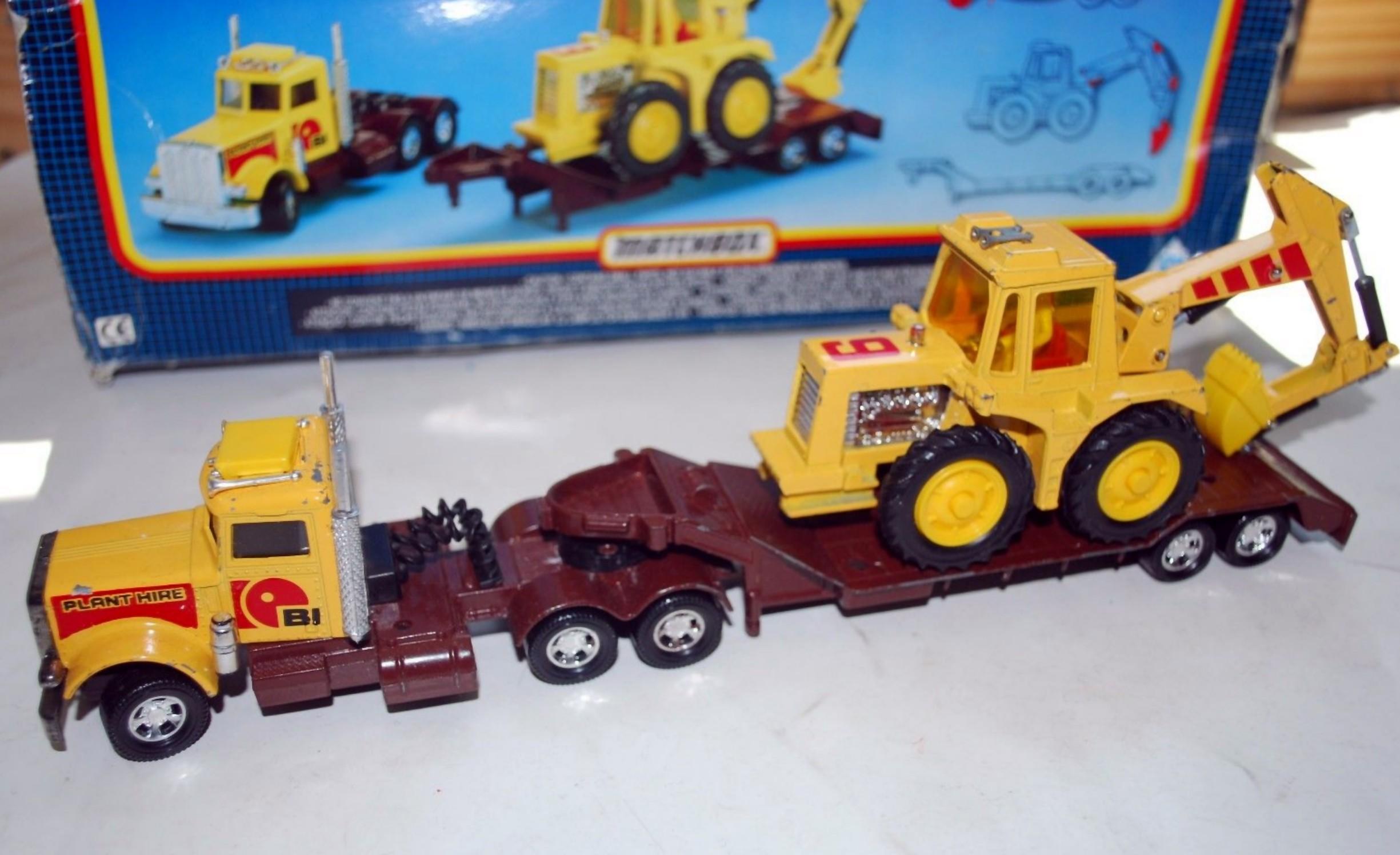Digger & Plough Transporter (K-108/K-130)