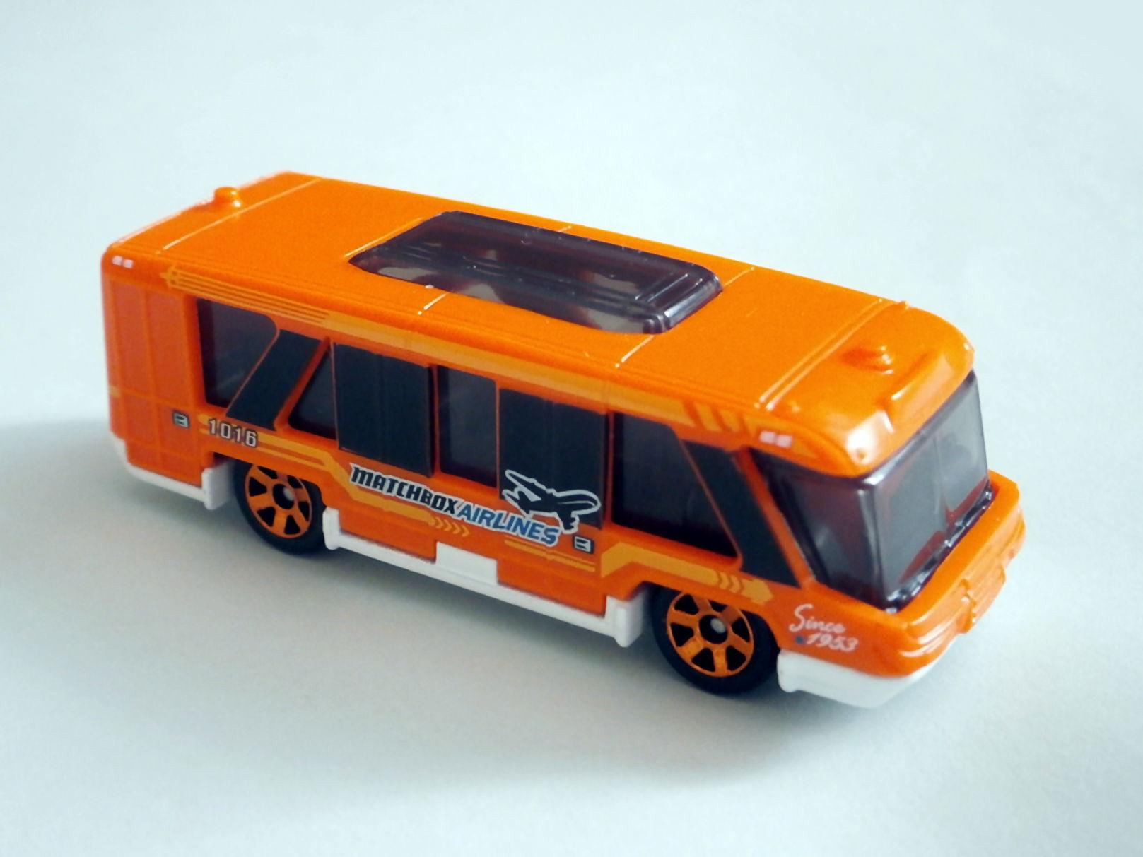Swift Shuttle Bus