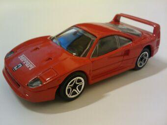 Ferrari F40 Matchbox Cars Wiki Fandom