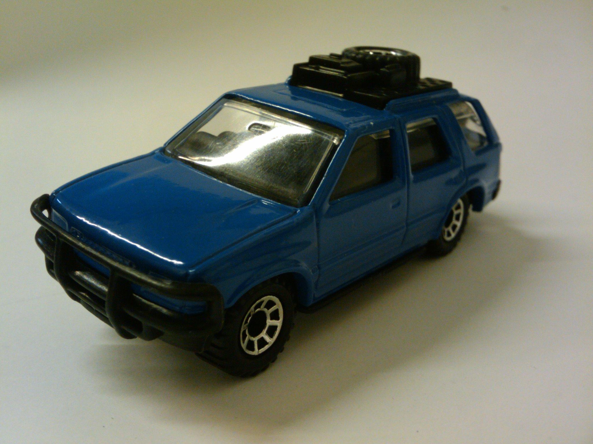 Opel Frontera