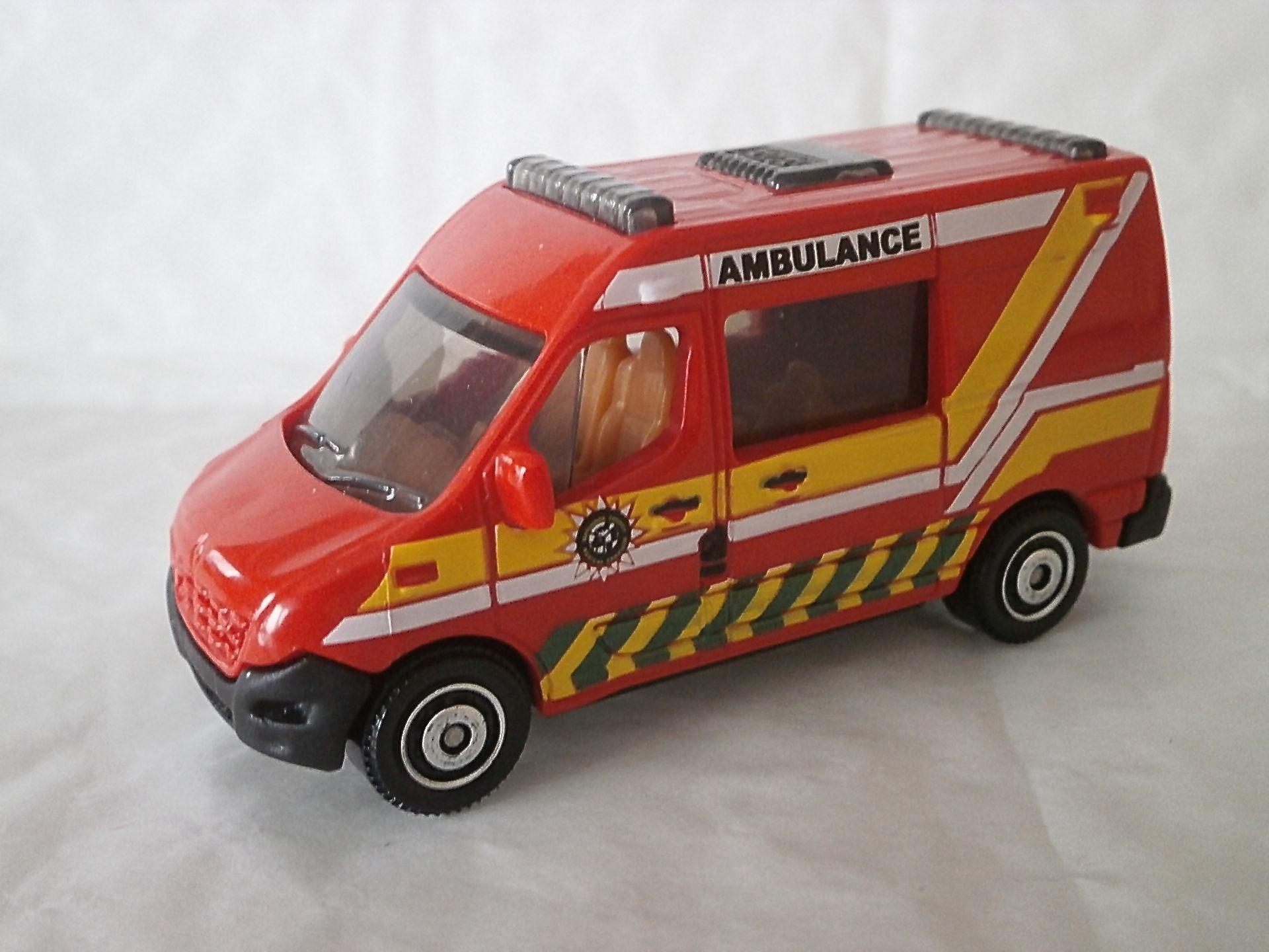 Renault Master Ambulance