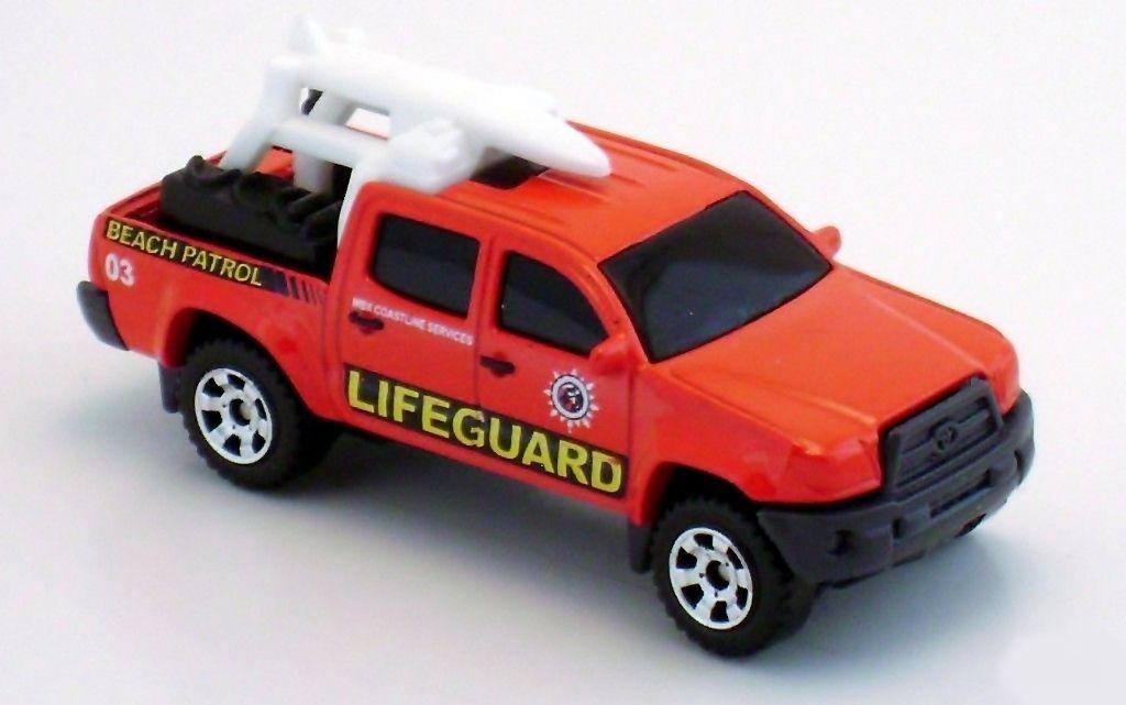 Toyota Tacoma Lifeguard