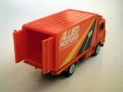 Volvo Container Open rear doors
