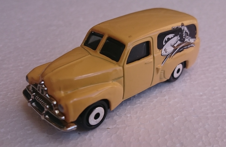 FJ Holden Panel Van
