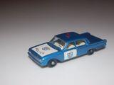 Ford Fairlane Police Car