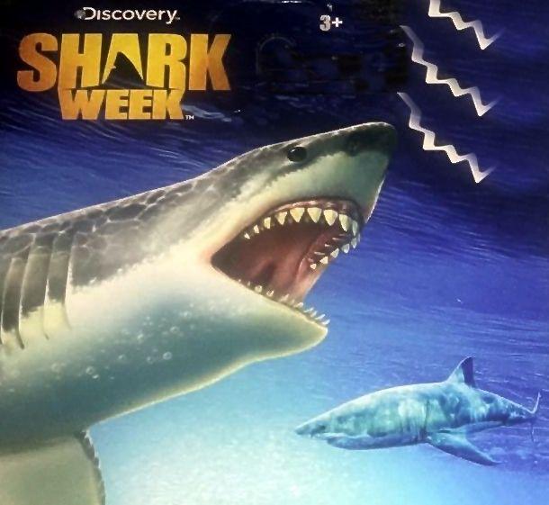 Shark Week 2016 Matchbox Series