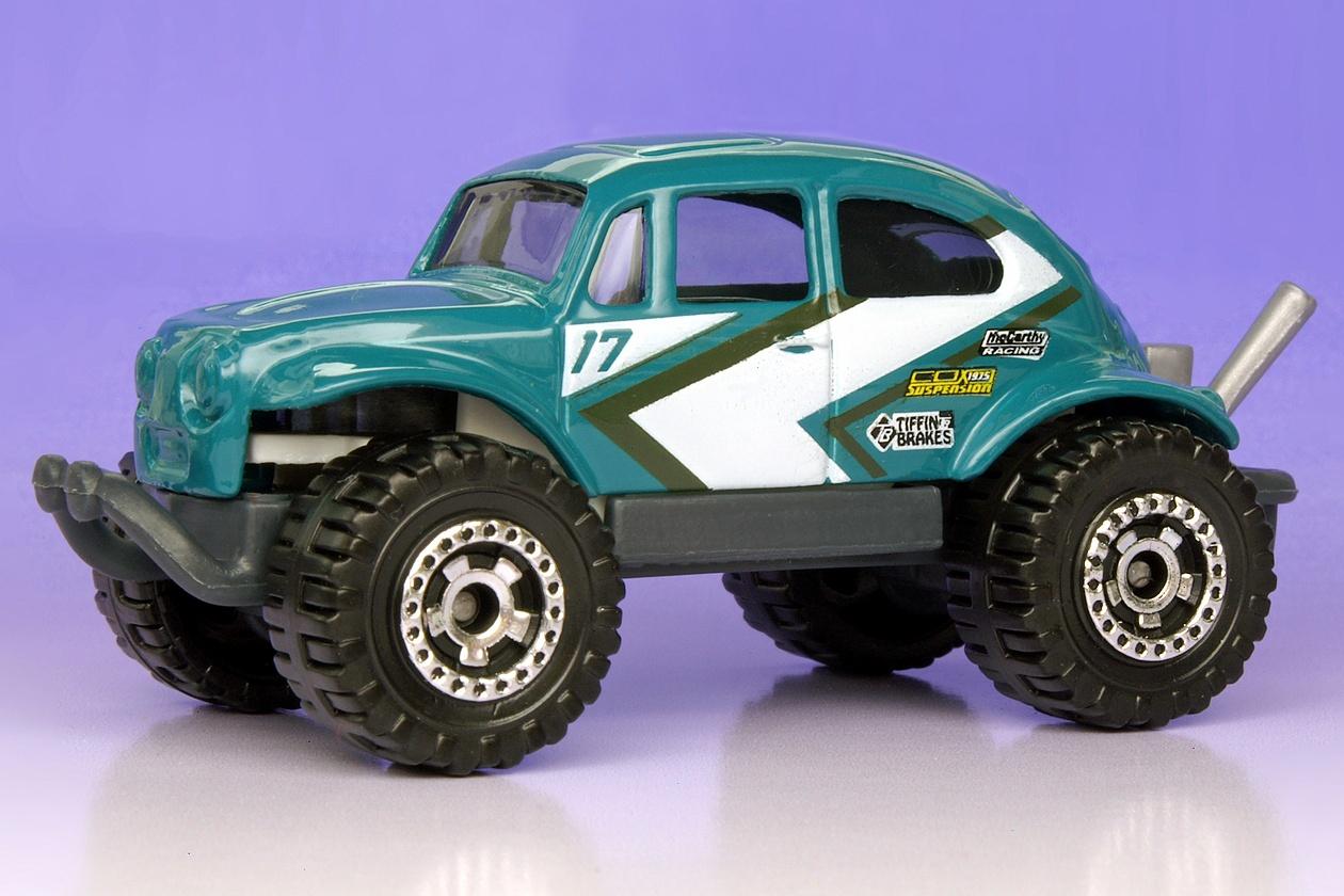 Desert Thunder V16