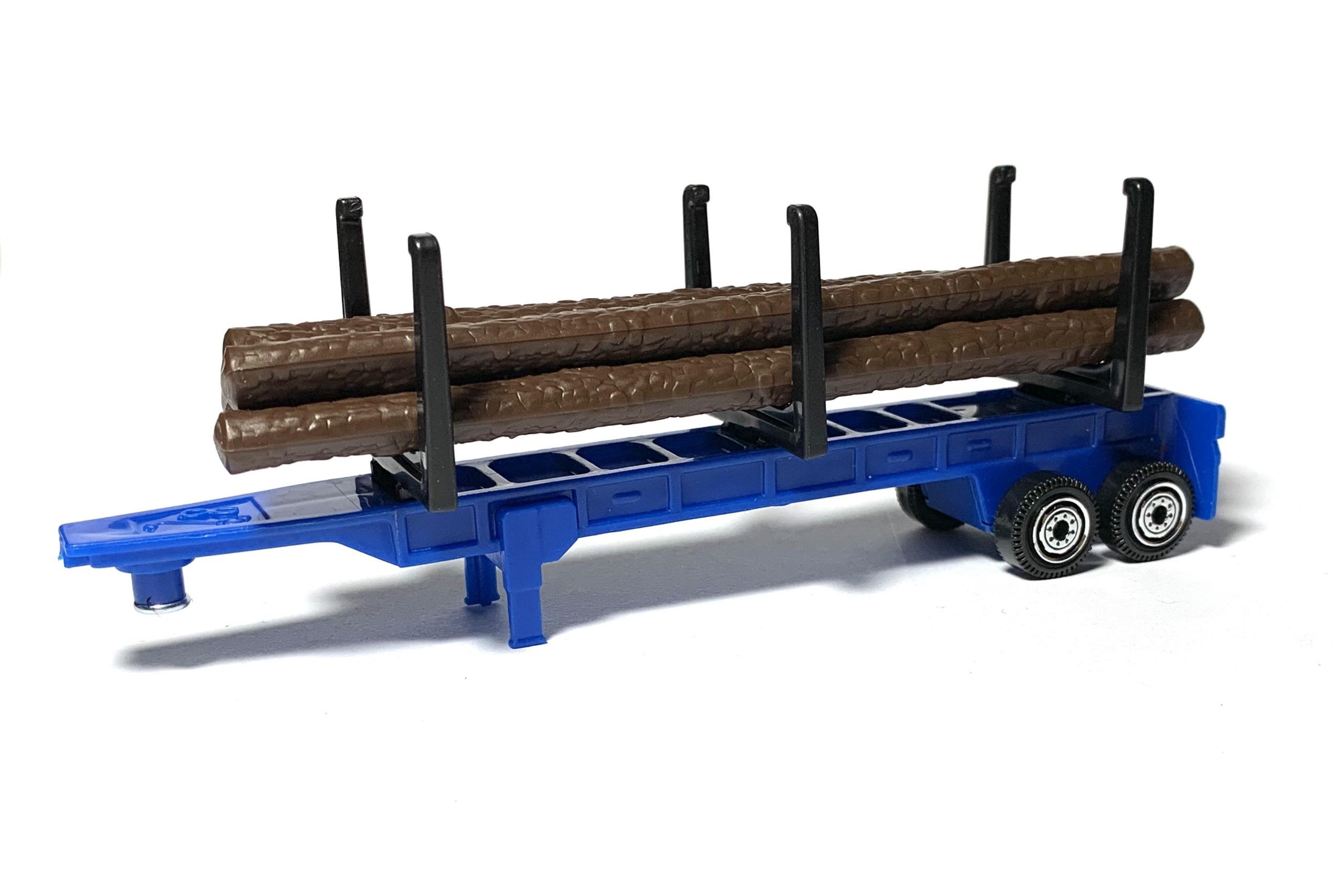 Logger Bed Trailer