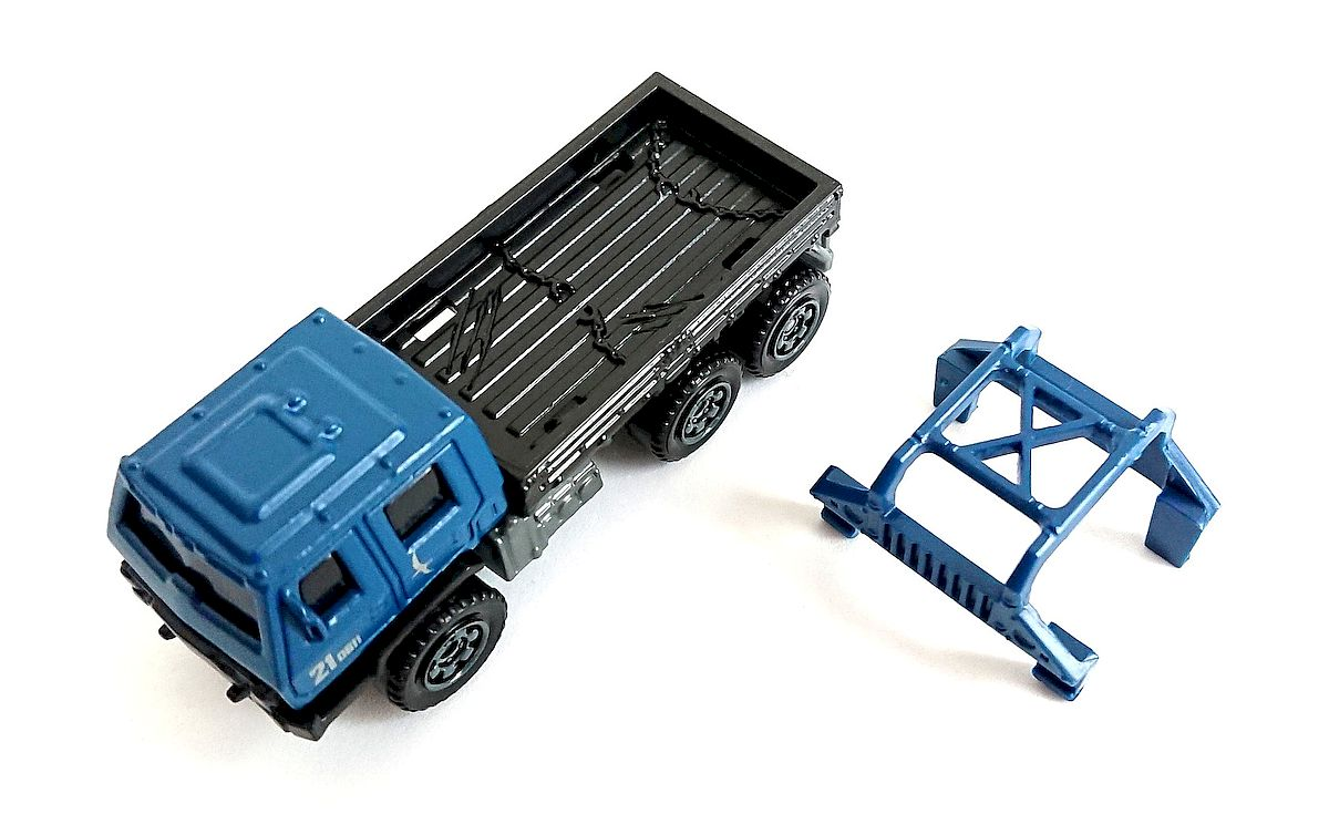 Off-Road Rescue Rig