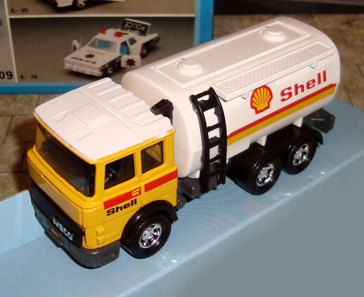 Petrol Tanker (K-109/K-131)