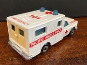 MB41 Ambulance - 'Pacific Ambulance' - rear