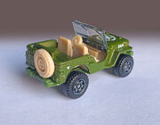 Jeep willys 16 b