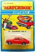 Volkswagen 1600 TL (1969 SF)