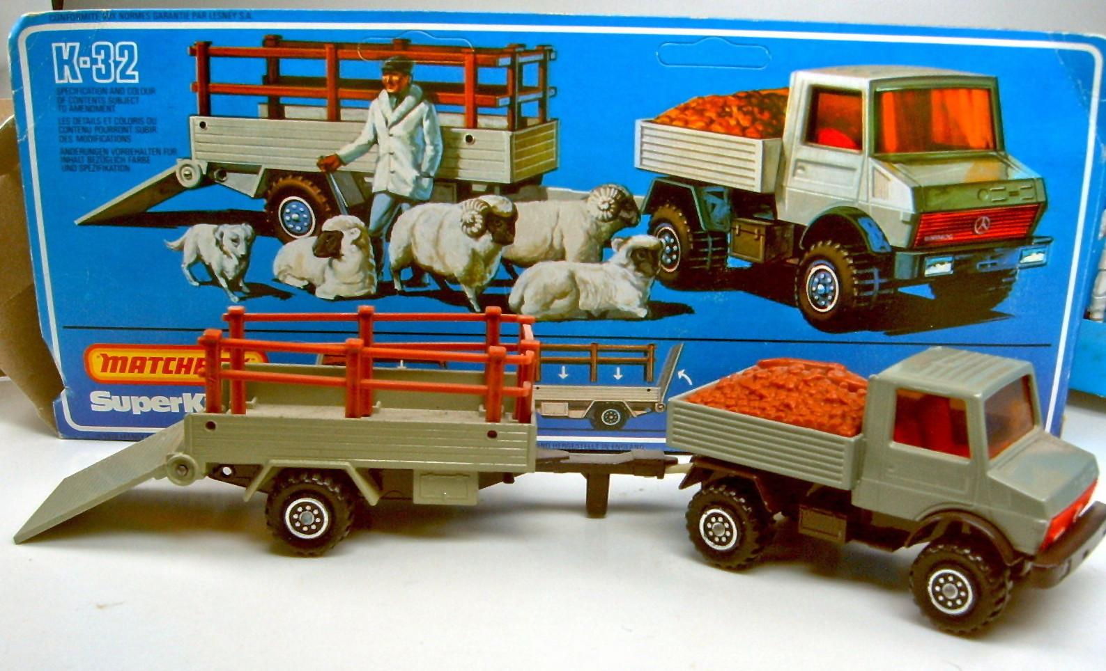 Farm Unimog (K-32)