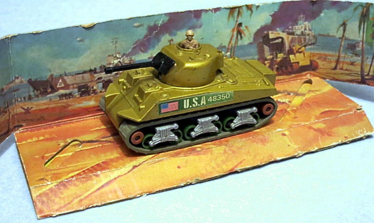 Sherman Tank (K-101)