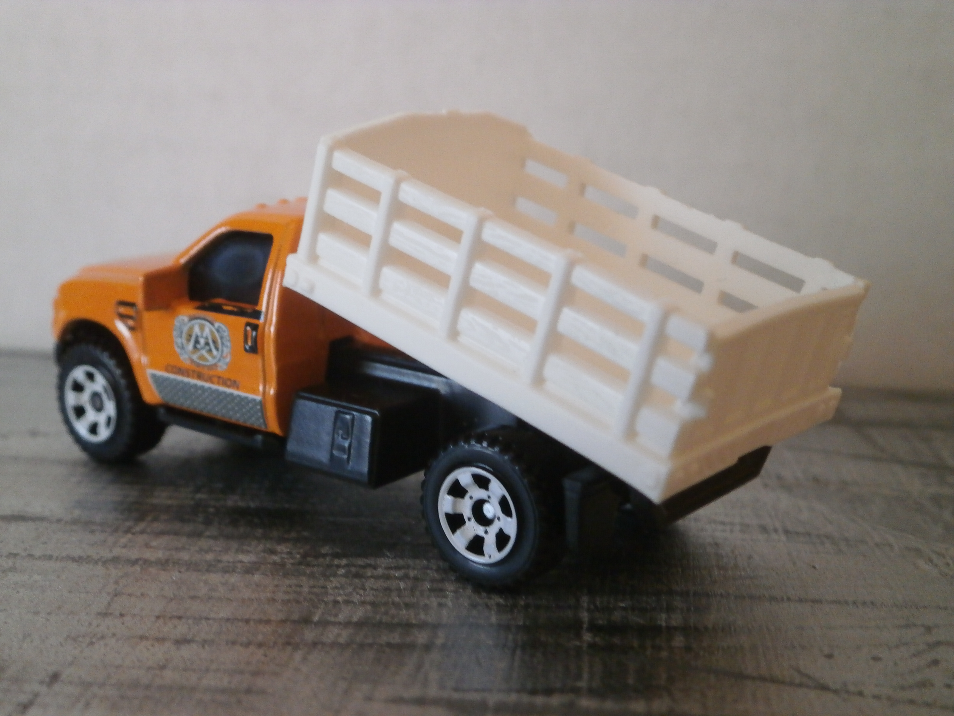Ford F-350 Stake Bed
