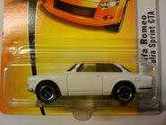 MBX Metal Alfa Romeo GTA