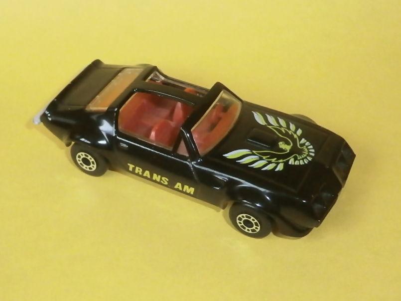 Pontiac Firebird T-Roof