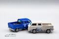 FWM62 - Volkswagen Transporter Crew Cab Color Changed Duo-1