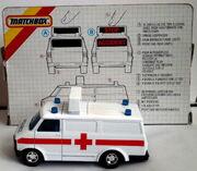 Bedford Emergency Van (Rear Box)