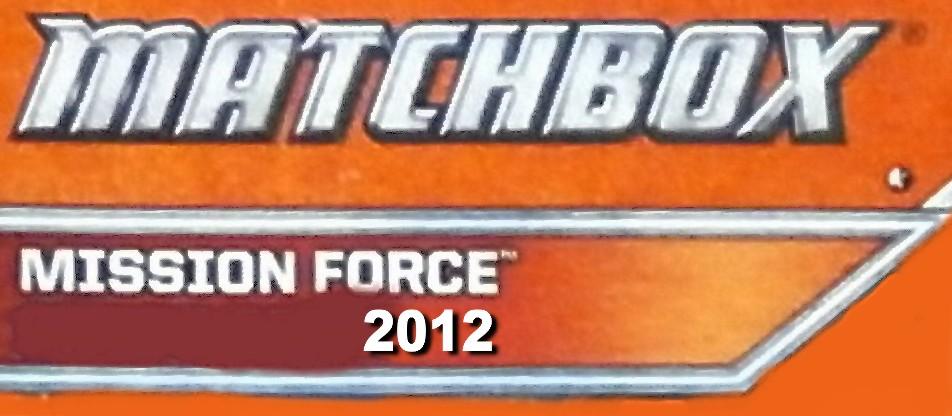 Mission Force Sets (2012)