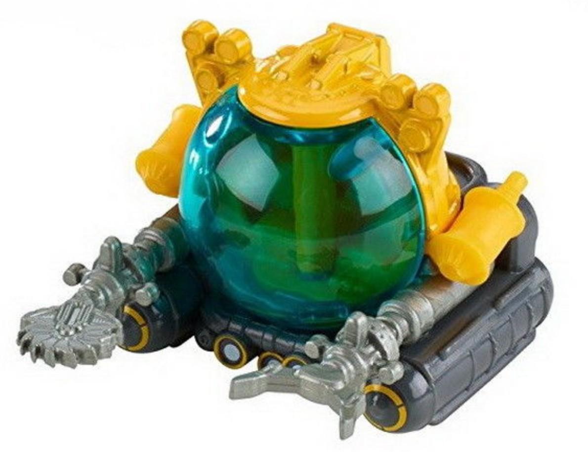 Deep-Dive Submarine