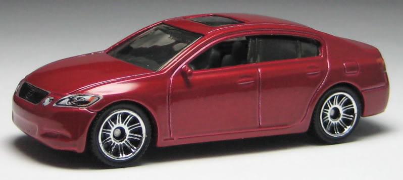 Lexus GS430 (2006)
